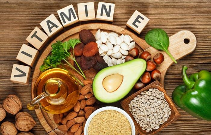 Include Vitamin E In Your Hair Care Regimen