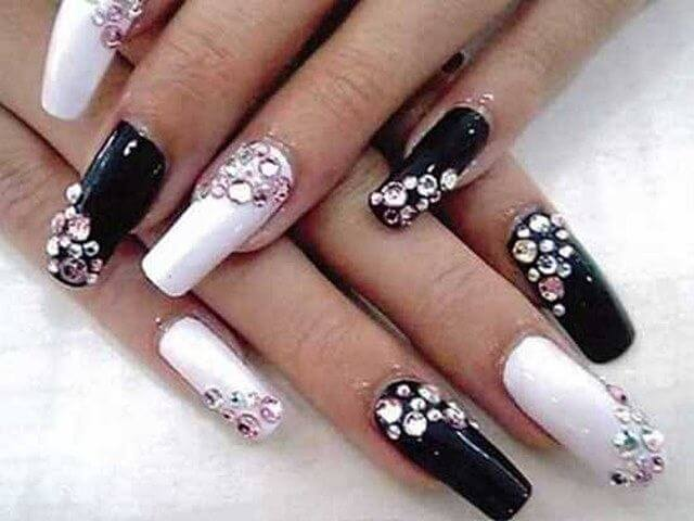 Nail Art Designs for Long Nails