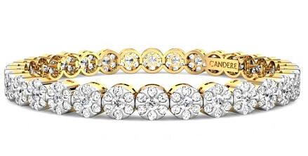The Big Diamond Bangles