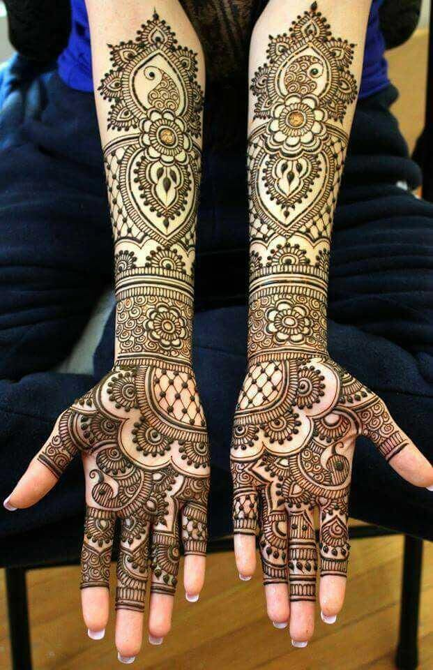 Mehndi​ Design Photos