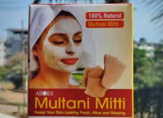 Multani Mitti Benefits