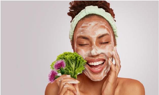 Look for Vitamin C in your face wash
